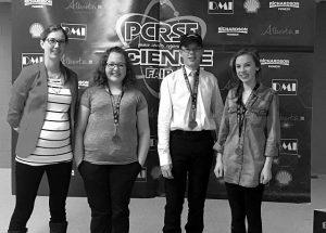 GPV School – Three GPV students win medals at regional science fair