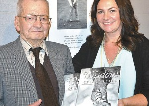 SPOTLIGHT – Seniors honoured to share their wisdom in book