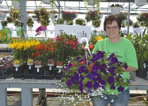 Fern's Greenhouse welcomes the public with May Day event