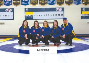 SPORTS – For four junior curlers, international competition was a dream come true