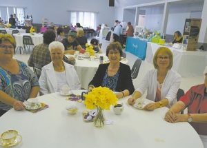 Mother's Day tea service raises $475 for Girouxville playground