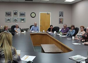 Meeting of McLennan and District Chamber and local organizations a positive initiative