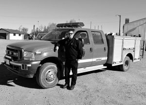 PIC – New wildland fire truck for the M.D.