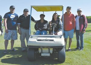 SPORTS – Four-ball golf tournament held in McLennan