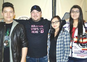 Students inspired to battle against the bully