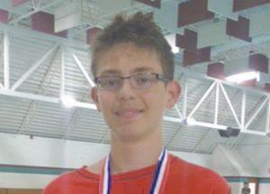 PIC – Manatee member wins medal