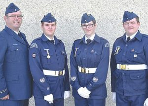 BigCharles named HP's Top Cadet