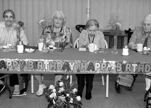 PIC – Birthdays celebrated at the Villa Beausejour