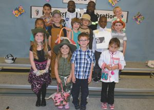 PIC – Ecole Heritage and Ecole Routhier send off their kindergarten classes to the next stage