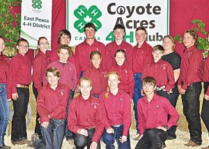 4-H members shine at Achievement Day