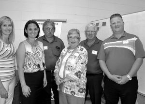 PIC – Councillors attend MGA review in High Prairie