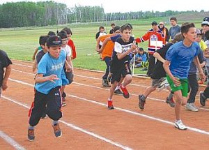 Wabasca-Desmarais hosts Northland Games