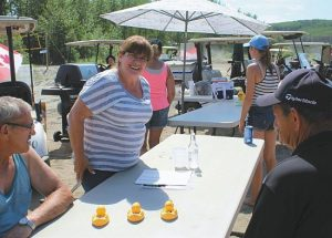 5 Star Golf Course had all its 'ducks in a row' for the 2016 Duck Race