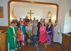 St. Paul's Anglican Church celebrates 85 years in McLennan