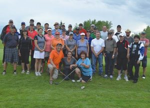 Golf fundraiser held for Joey Cunningham's medical expenses