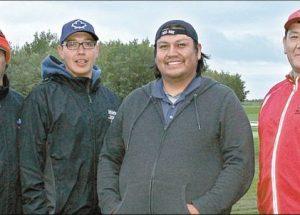 Rain did not stop the Capitals Golf Tournament