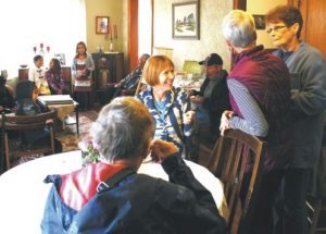 St. Paul's Heritage House Sunday Tea: a tradition in the making