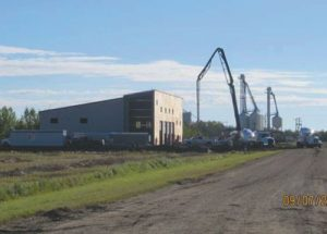 New regional fire hall construction update