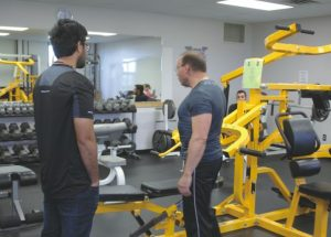 Fitness Centre grand opening generates positive response
