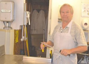 Local wild game butcher has 40 years of experience