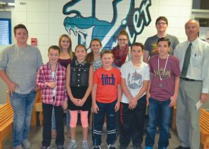 GPV Vipers golfers attend regional, provincial tournaments