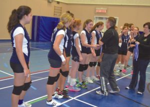 Ecole Heritage volleyball teams win medals in recent tournaments