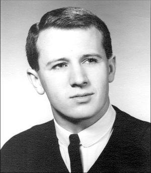 Allan in 1964.