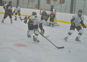 Smoky River Bantams lose to Valleyview Ice Bears in exhibition game
