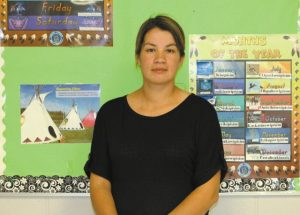 Ecole Providence has new FNMI coordinator with a lot of new, innovative ideas