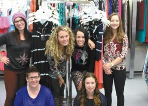 Through crowdfunding, Du North has designs on its own exclusive line of clothing