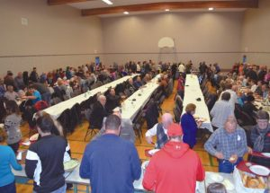 The Ste. Guy Parish holds annual bazaar fundraiser