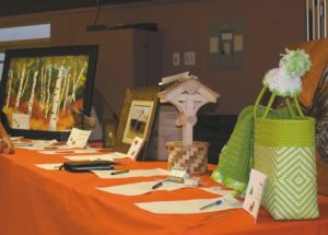 FCSS Day Art Show and silent auction a great event and a great success