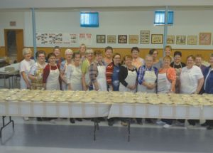 PIC – Order your meat pies now, help the Falher Funeral Group fundraiser