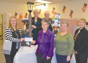 PIC – BMO raises $2,862 for palliative care society