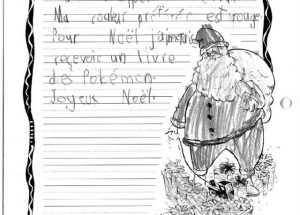 Letters to Santa – Ecole Heritage