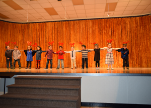 French and English Christmas concerts at Ecole Routhier