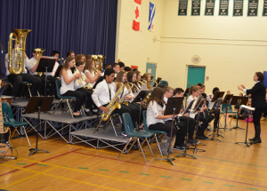 Songs and drama production part of GPV Christmas concert