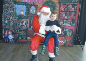 Christmas Expo and Santa Day held at the Centre Chevaliers