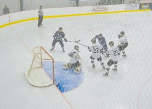 Pirates win against FSJ Flyers, lose to Grimshaw Huskies