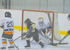 Smoky River Minor Hockey Association hosts tournament, and the local teams do well
