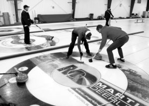 Falher Curling Club holds men's and women's bonspiel