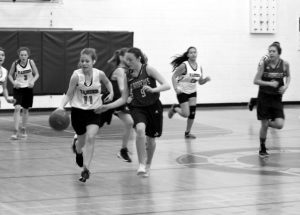 Vipers teams lose to Saints in junior basketball action