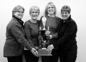 Farmers' Bonspiel last of the season for the Falher Curling Club