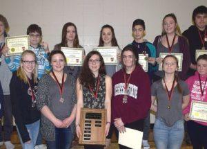 Prairie River students shine in annual science fair