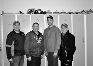 PIC – High Prairie Men's Bonspiel – the Charles Simoneau team