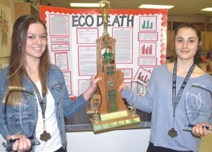High Prairie students off to nationals