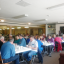 Volunteer appreciation lunch at Villa Beausejour