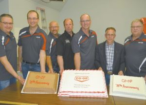 Girouxville Co-op Ltd. is celebrating 75 years in business