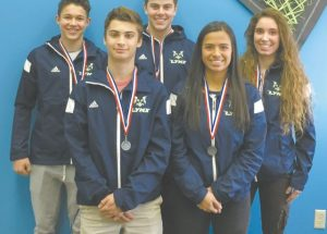 PIC – Six Heritage badminton players go to provincials