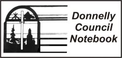 Donnelly council briefs – February 19